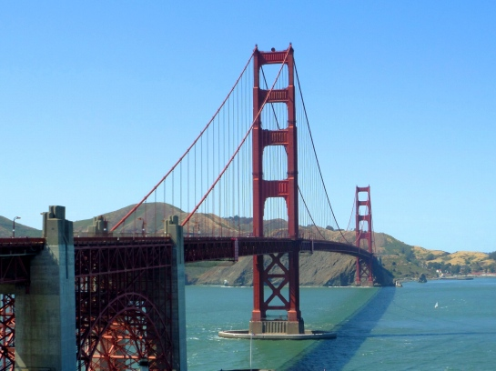 The Golden Gate Bridge, San Francisco, CA
