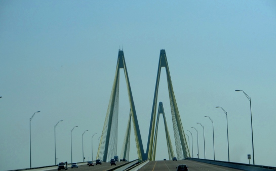 Hartman Bridge, Baytown, Texas